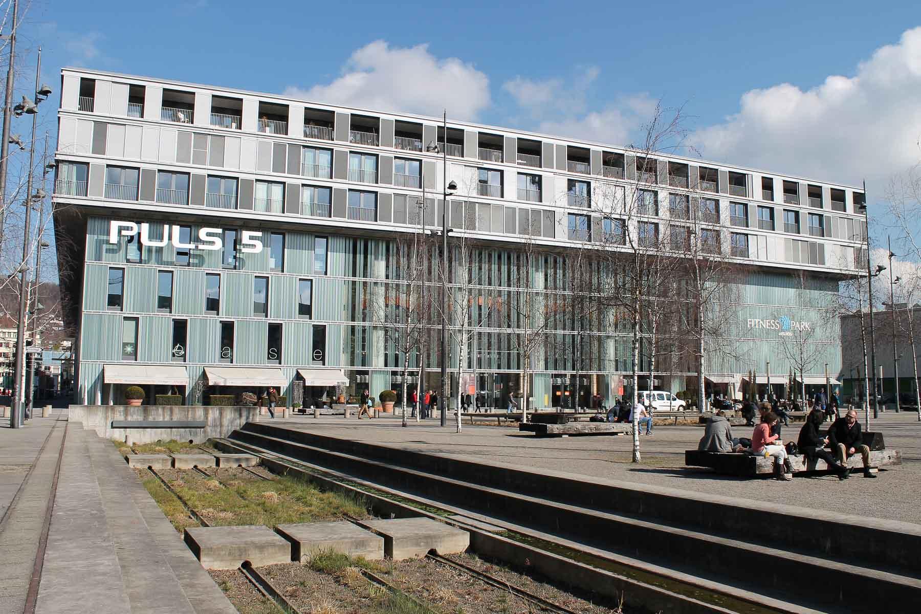 Puls 5, Zürich