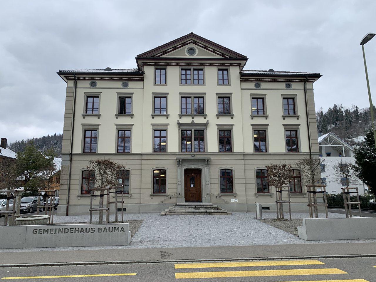 Gemeindehaus Bauma